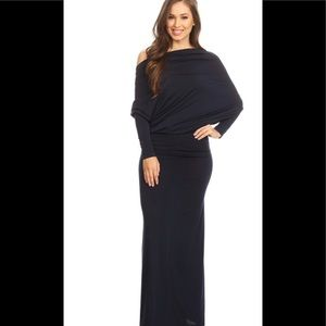 Dresses & Skirts - Plus size fitted maxi dresses